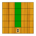 Shogi Pieces – The Lance