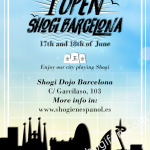 Video del I Open Shogi Barcelona